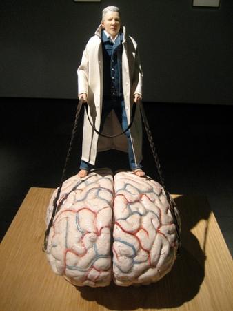 Man Takes Brain for a Walk