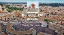 Official Pontifical Tweets