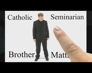 That's Creative Evangelization