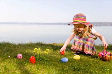 The Easter Egg is a Christian symbol -- Teach your children well