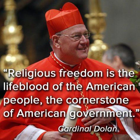 """We need to define """"religious freedom"""""""
