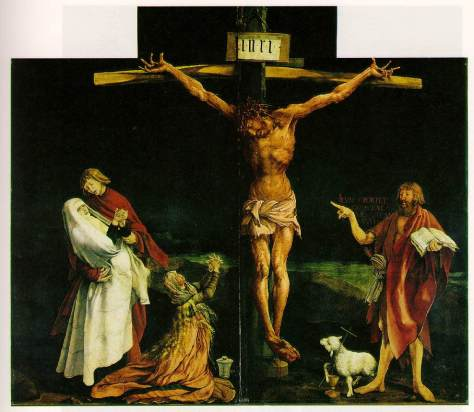 Grünewald, The Crucifixion