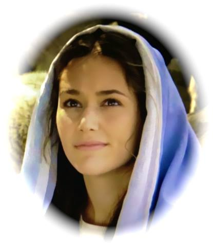 German actress Alissa Jung brilliantly portrays Mary of Nazareth