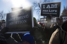 Working hard to end abortion for 41 years -- you deserve some credit