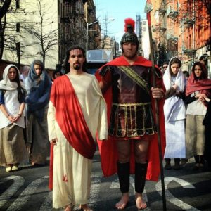 Live: Youth Missionaries Evangelizing the Citizens of Manhattan this weekend