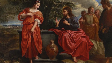 Samaritan Woman at the Well